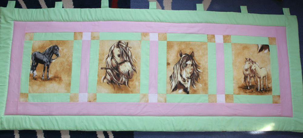 180x75 cm lovas falvédő